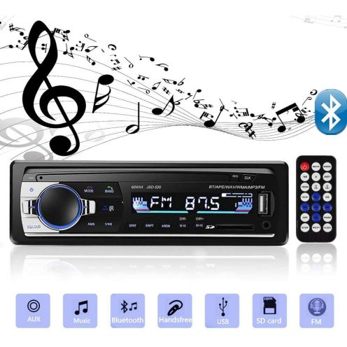 Andven Autoradio mit Bluetooth