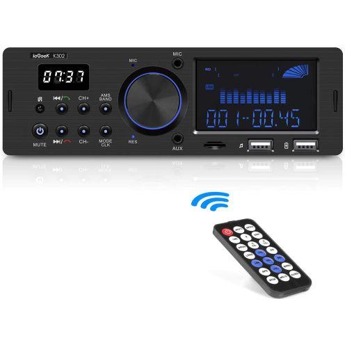 ieGeek Autoradio Bluetooth Freisprecheinrichtung