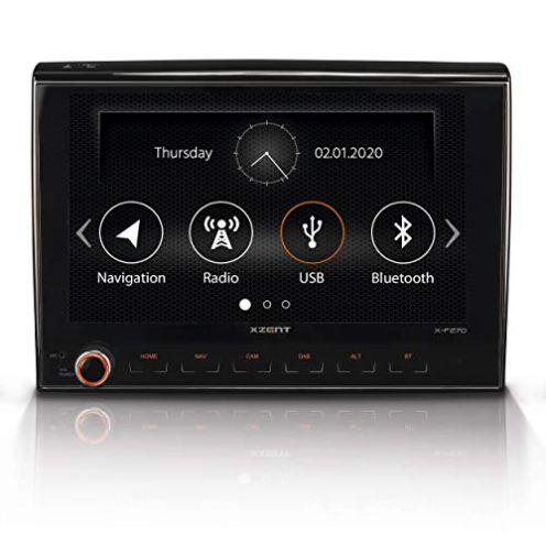 Xzent X-F270 2-DIN Autoradio