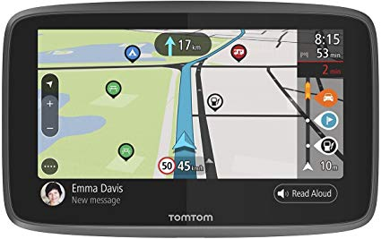TomTom GO Camper Navigationsgerät