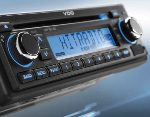 VDO 12 Volt Bluetooth Radio CD716UB-BU