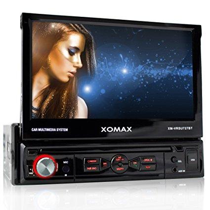 Xomax XM-VRSU727BT